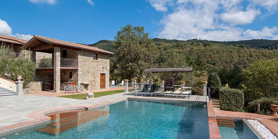 Reviews of Villa Striano from guests staying in the luxury Tuscany villa